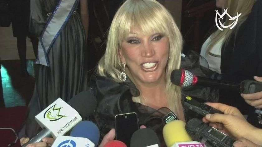 """Laura León no posará sin ropa, porque su """"tesorito"""" es ..."""