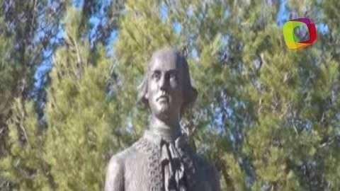 Bernardo de Gálvez: un héroe americano de Macharaviaya