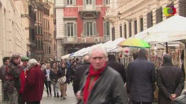 Roma, candidata a los JO-2024