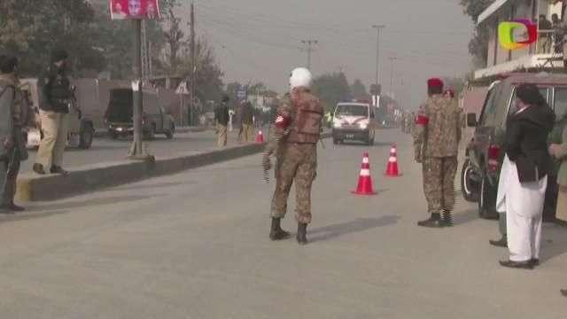 Masacre en escuela pakistaní
