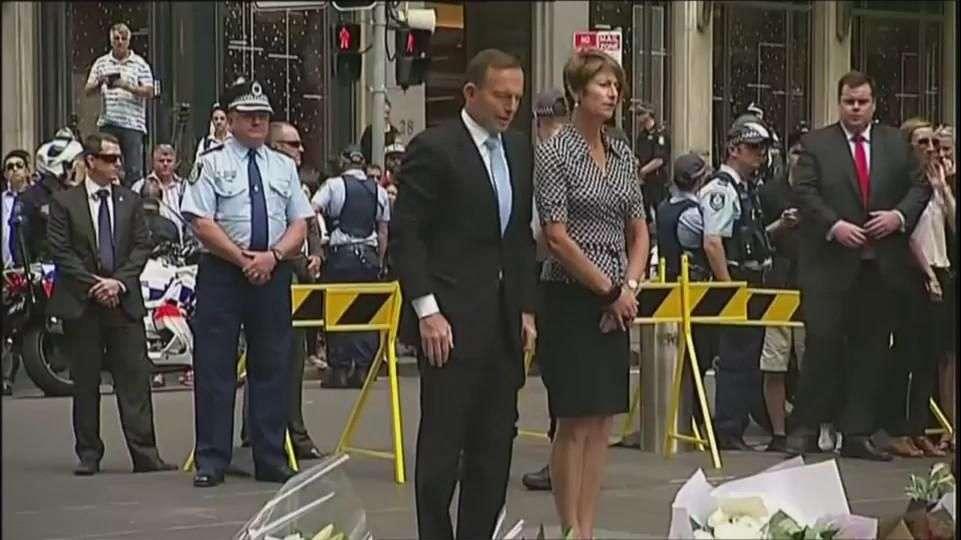Primer ministro australiano visita memorial de víctimas ...