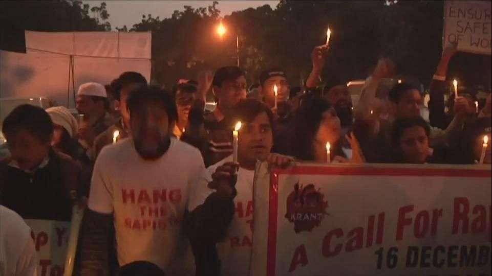 Manifestaciones por 2do aniversario de violación ...