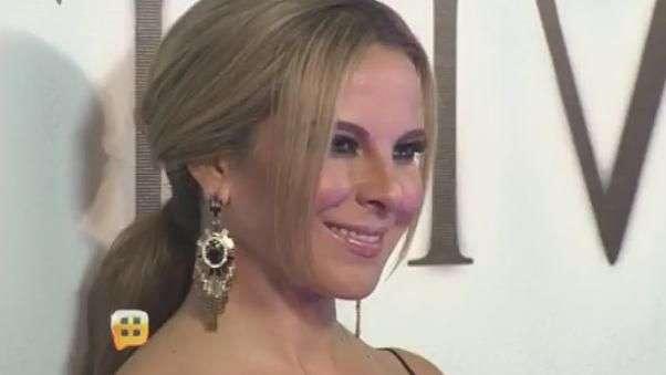 Kate del Castillo presume y disfruta su soltería