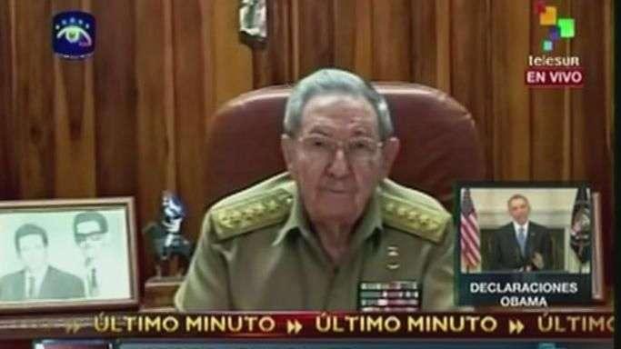EEUU normalizará relaciones con Cuba