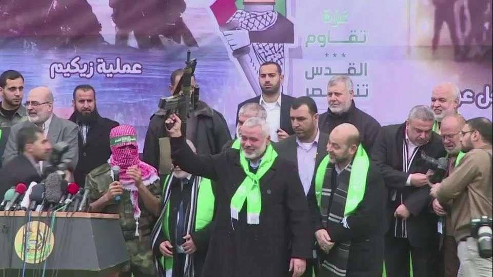 Hamas sale de lista negra de la EU