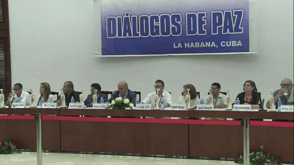 Hablan víctimas del conflicto colombiano con las FARC