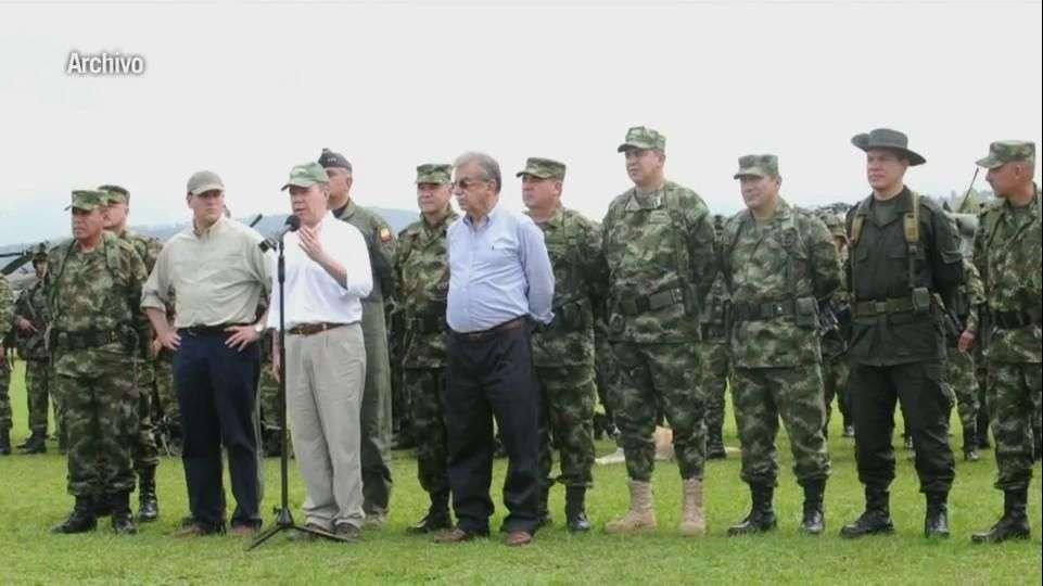 FARC declaran cese el fuego unilateral