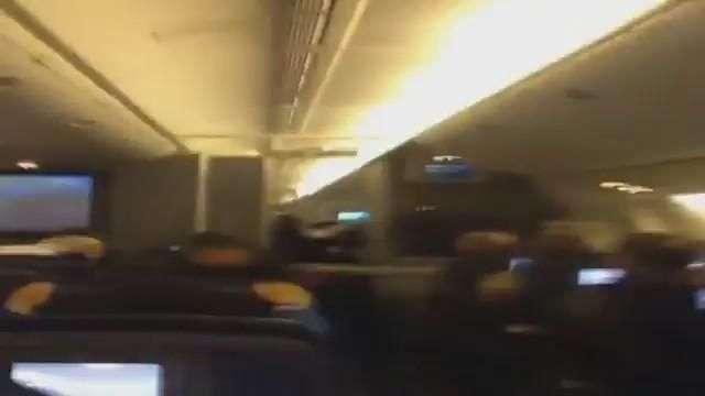 Minutos de terror viven pasajeros por fuerte turbulencia