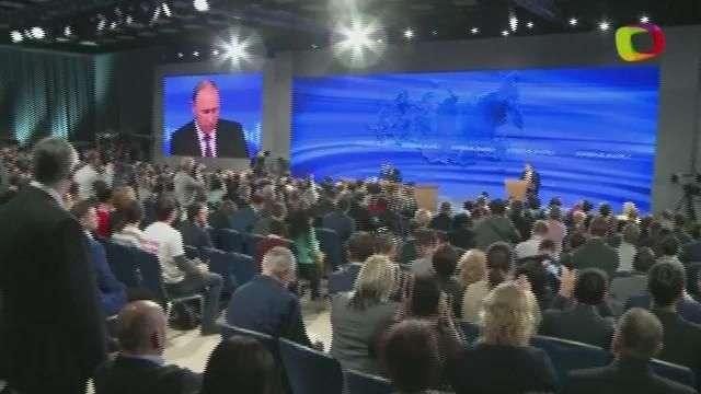 Putin promete recuperación económica