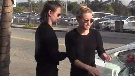 Kate Hudson y su novio Matt Bellamy, están juntos de nuevo?