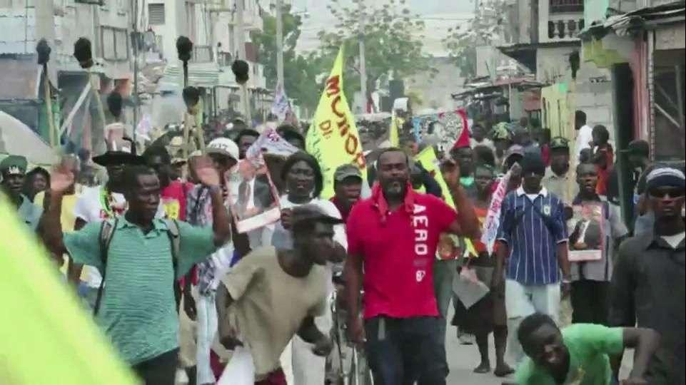 Presidente de Haití se acerca a la oposición