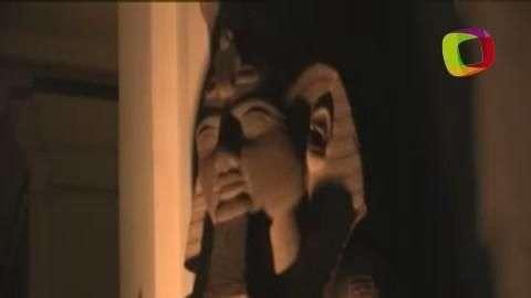 El Museo Egipcio de El Cairo ilumina a sus faraones