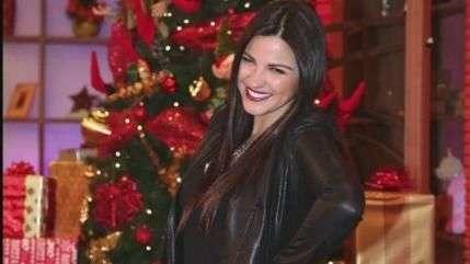Maite Perroni 'La Gata' de Navidad