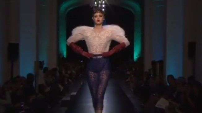 Tendencia de moda: Efecto 3D