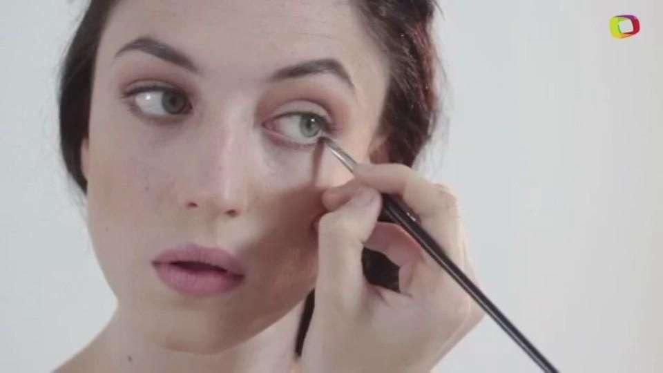 Tightlining el maquillaje invisible: Efecto cara lavada