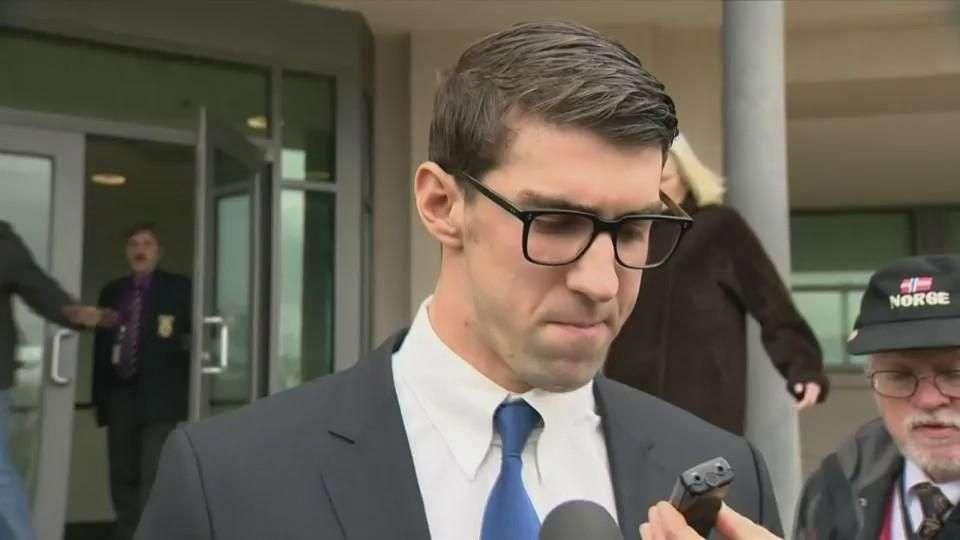 Libertad condicional para Phelps