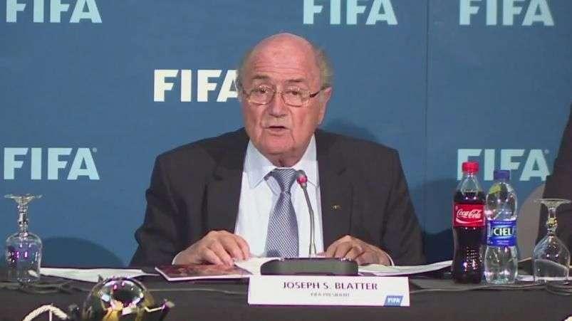 FIFA publicará informe sobre corrupción
