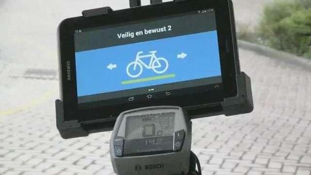 La bicicleta inteligente de Holanda
