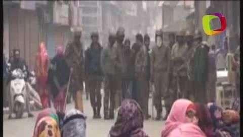 Madres de Cachemira luchan por encontrar a sus hijos
