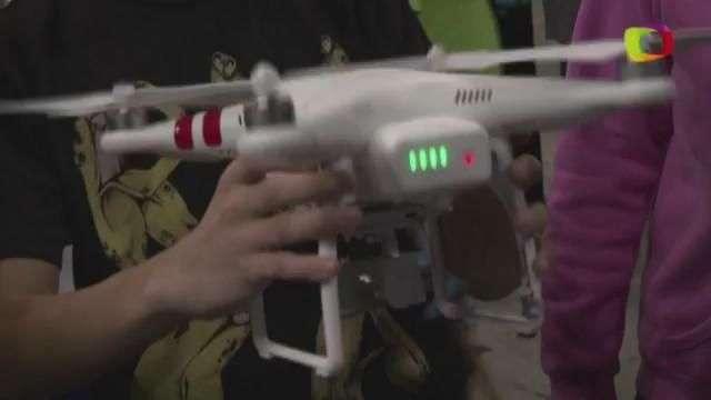 Drones: El regalo favorito para Navidad