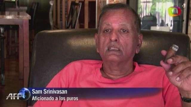 El mito del puro cubano