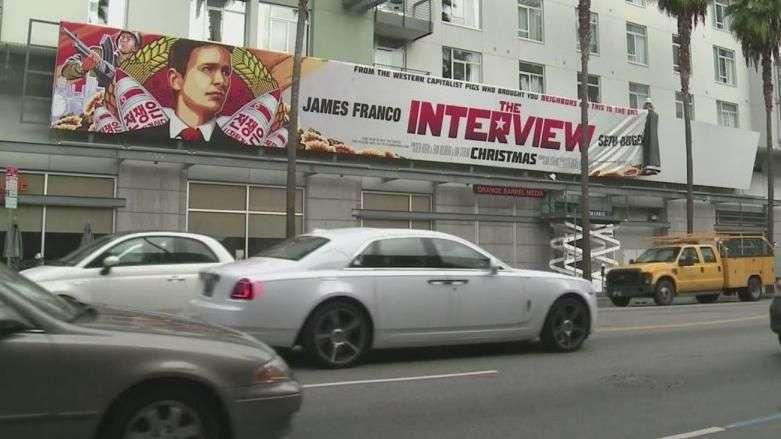 Sony estrenará 'The Interview' y Obama lo aplaude