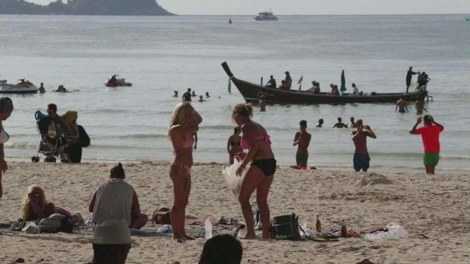 Cómo cambió el tsunami los resorts turísticos