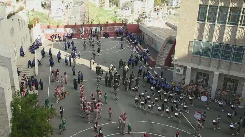 Palestina celebra una Navidad violenta