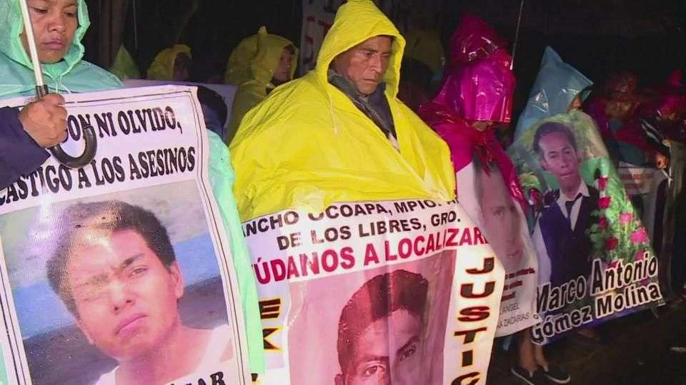 Sin Navidad para Ayotzinapa