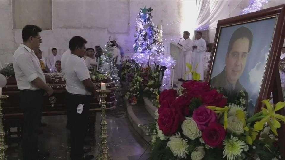 Guerrero llora muerte de sacerdote asesinado