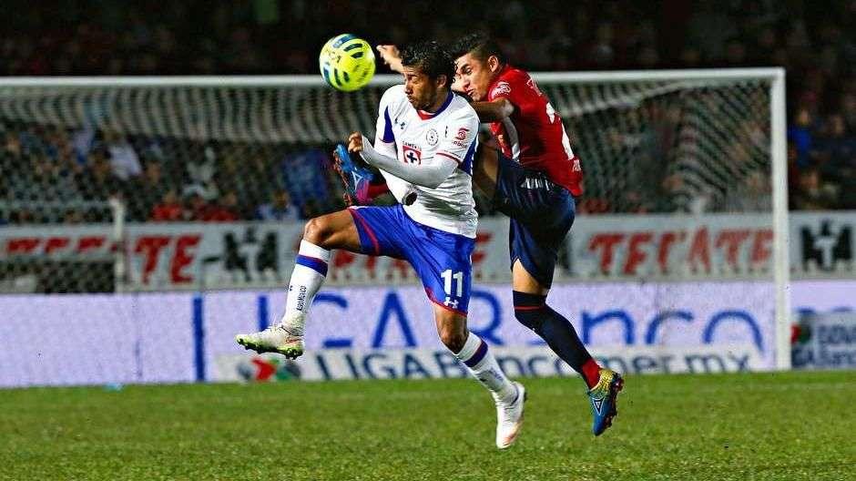 Jornada 3, Veracruz 0-0 Cruz Azul, Liga Mx, Clausura 2015