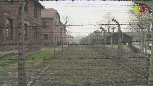Auschwitz, los muros del horror