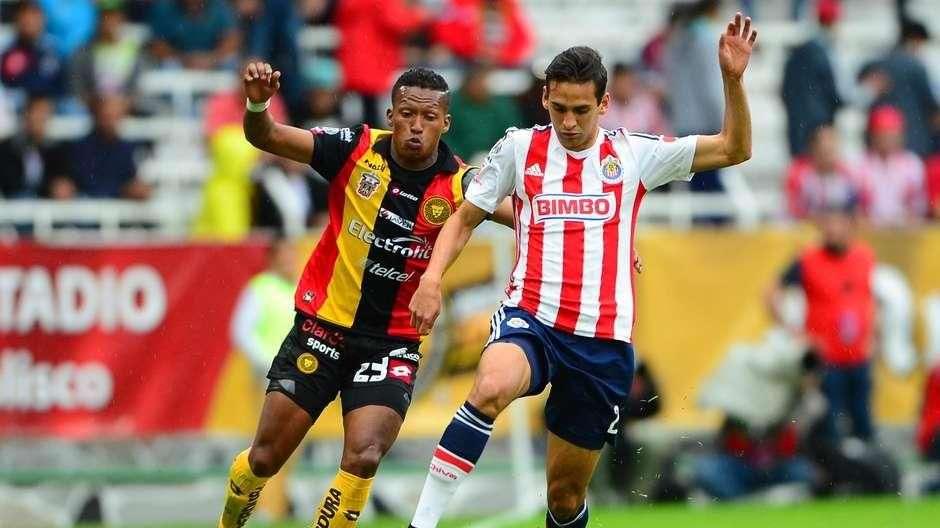 Jornada 3, Leones Negros 1-1 Chivas, Liga Mx, Clausura 2015