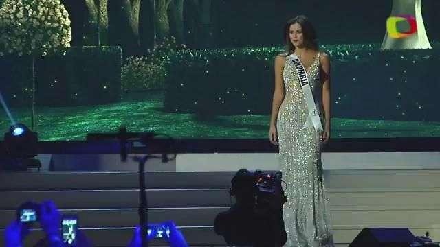 Miss Colombia gana el 'Miss Universo 2015'
