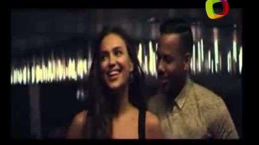 Romeo Santos estrena video con Irina Shayk y Marc Anthony