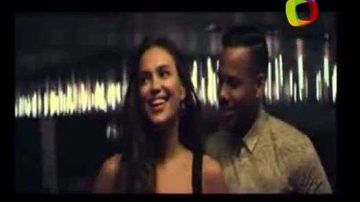 Romeo Santos estrena video con Irina Shayk y Marc Anthony