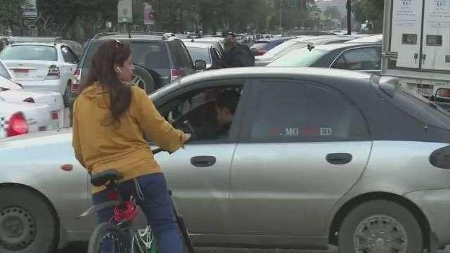 La odisea de ser mujer ciclista en El Cairo