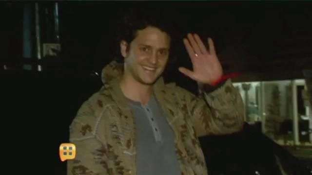 Christopher Uckermann habla sobre el accidente que le ...