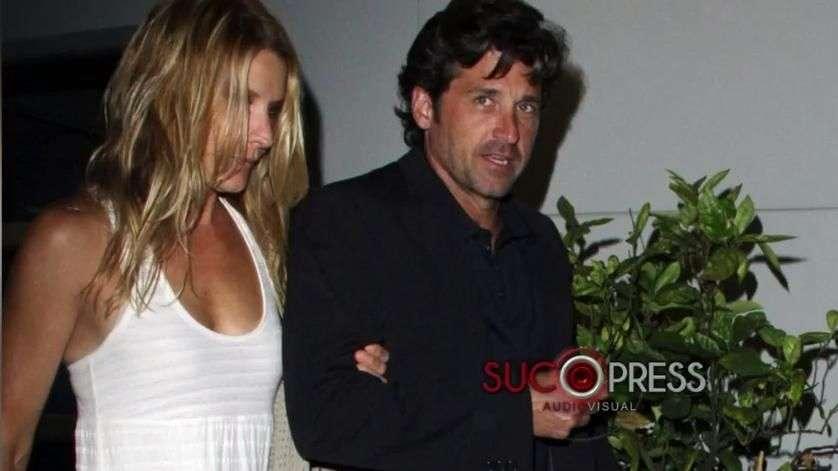 Patrick Dempsey se divorcia tras 15 años de matrimonio