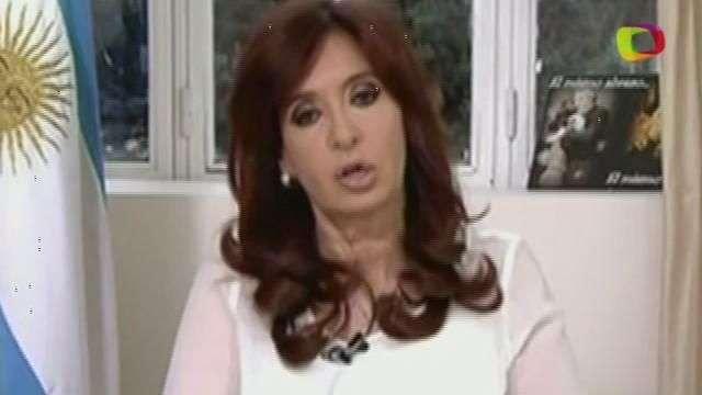 Kirchner disuelve Secretaría de Inteligencia