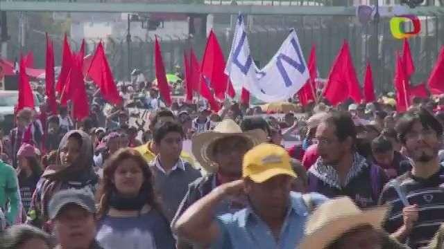 México: cuatro meses sin los 43 estudiantes