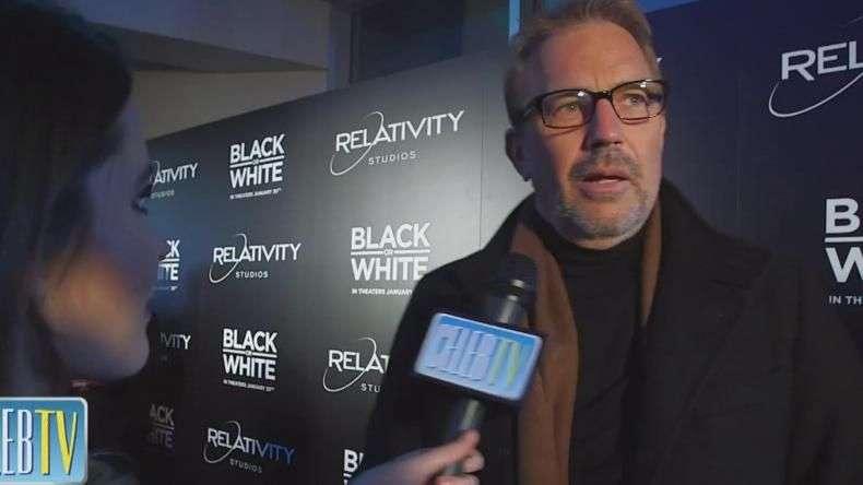 Kevin Costner abre los ojos respecto al racismo