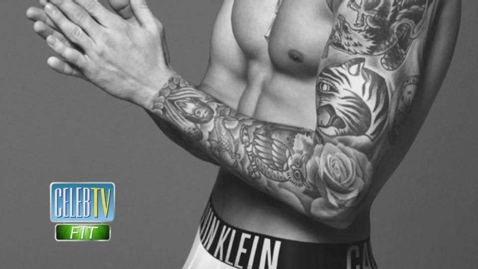 Cómo consigue Justin Bieber sus abdominales de infarto!
