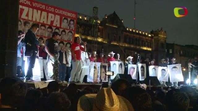 No habrá elecciones en Guerrero, padres de normalistas