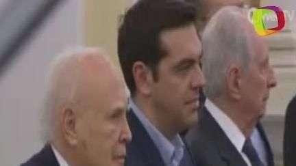 El nuevo Gobierno griego ya está en marcha