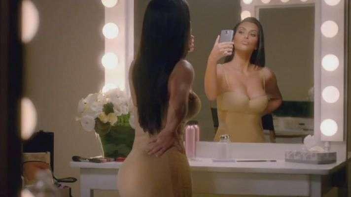 See Kim Kardashian's Selfie Super Bowl Ad