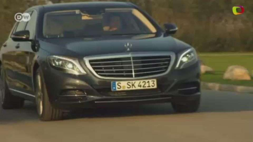 Mercedes S500 Híbrido, en la práctica