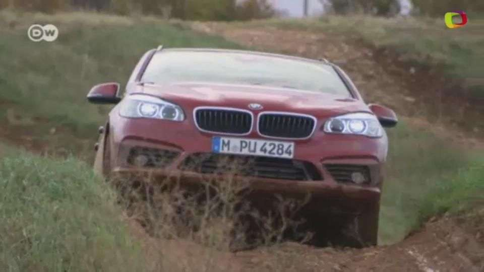 El nuevo BMW 2er Active Tourer 4x4