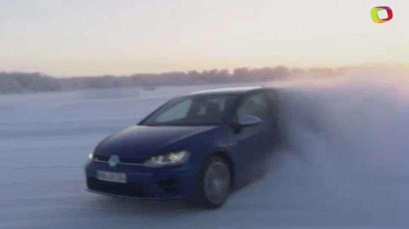 Al límite: VW Golf R
