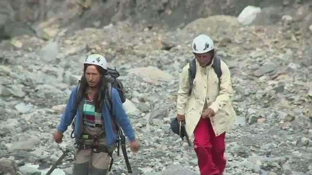 Las pioneras del valle Hunza